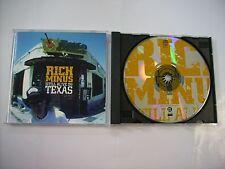 RICH MINUS - STILL ALIVE IN TEXAS - CD EXCELLENT CONDITION 1996