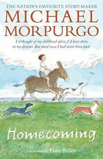 Homecoming by Michael Morpurgo Paperback Children's Child Book New A10 LL112