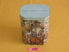 Blechdose Mars GmbH ca 1988 Dekor Dose Balisto Bounty Banjo 12 x 10 x 15 cm RAR