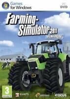 Farming simulator 2011 edition platinum - Jeu PC - jeu vendu en loose