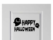 GRANDE Happy Halloween Adesivo Decalcomania In Vinile Arredamento per Casa