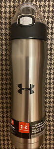 UNDER ARMOUR Thermos Vacuum Insulated Stainless Steel Hydration Bottle 18oz NEW