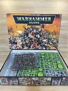 Warhammer 40,000 40k 3rd Edition Games Workshop Starter Box Set 99% NEW