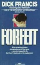 Forfeit by Dick Francis (1987, Paperback)