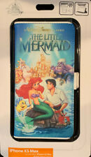 THE LITTLE MERMAID  iPHONE Xs MAX CASE W/KICKSTAND POSITION AND 3- CARD SLOTS