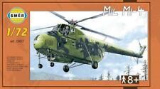 Mil Mi 4 helicopter (1/72 model kit, Smer 0907)