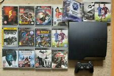 Playstation 3 PS3 Console Slim 250GB with Games Bundle