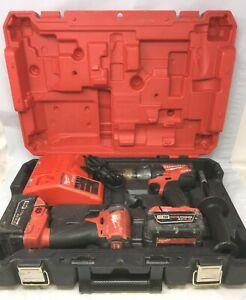Milwaukee 2897-22 M18 FUEL™ 2-Tool Combo Kit, GL530