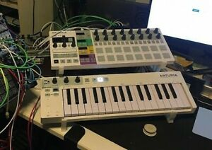 Double stand Arturia support for beatstep pro and keystep Arturia