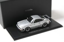 1:43 Kyosho Porsche 911 Carrera 3.2 silver 1984 NEW bei PREMIUM-MODELCARS