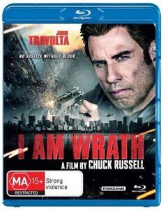 I Am Wrath (Blu-ray, 2016) NEW SEALED