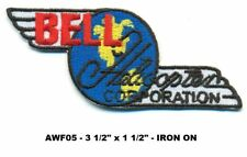 "AIRWOLF HELICOPTER 3.5"" PATCH - AWF05"