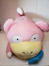 New Pokemon Sun & Moon Slowpoke Mogumogu Plush Japan Toreba