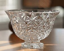 Waterford Crystal Balmoral Large Crystal Centerpiece Bowl (BRAND NEW)