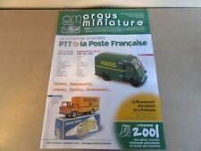 543I Argus Miniature # 206 PTT & Poste 1980/1999 11/12 2000 Magazine 44 Pages