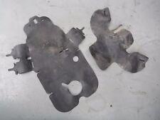 Engine rubber cover mat heat water shield HONDA CBR250R CBR250 CBR 250 2011