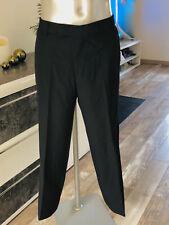 joli pantalon costume noir HUGO BOSS taille 44 fr (52) comme neuf