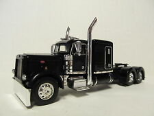 DCP 1/64 SCALE 379 PETERBILT 60'' BUNK BLACK WITH BLACK GRILL (TRACTOR ONLY)