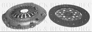 BORG & BECK CLUTCH KIT 2 IN 1 FOR OPEL MPV ZAFIRA 2.0 74 101