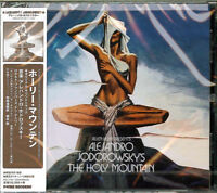 OST-THE HOLY MOUNTAIN-JAPAN CD F56
