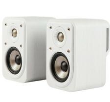 Polk Audio S10e Uni-Pole Surround Lautsprecher, weiß Paar