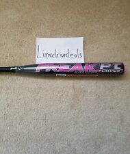 New 2017 Freak Platinum Maxload 27oz. Mptaly Usssa Softball Bat w/ Receipt