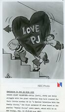 THE FAMILY CIRCUS A SPECIAL VALENTINE WITH THE FAMILY CIRCUS 1978 NBC TV PHOTO