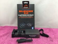 *Defective* Walkers Silencer 2.0 Electronic Ear Buds Gwp-Slcr2-Bt *Won't Connect