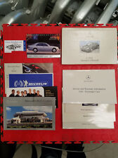 Mercedes Benz W210 1999 Owners Manual