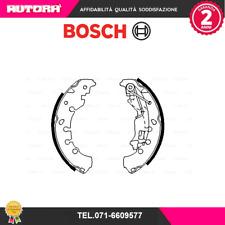 0986487702 Kit ganasce freno Citroen-Fiat-Lancia-Opel (MARCA BOSCH)