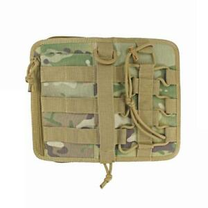 Tactical Men's Wallet Outdoor Travel Pouch Holster ID Cards Key Hand Bag
