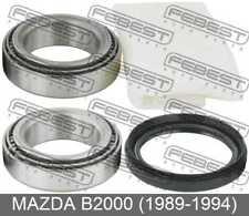 Front Wheel Bearing Repair Kit 45.2X73.4X19.5 For Mazda B2000 (1989-1994)