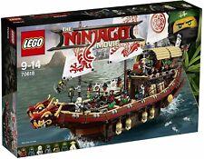 Lego Ninjago 70618 nave de destino piratas