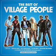 VILLAGE PEOPLE New Sealed 2020 BEST OF & MORE 2 VINYL RECORD SET