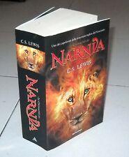 Clive S. Lewis LE CRONACHE DI NARNIA - Mondadori 2009 PERFETTO Completo