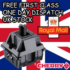 1 x NEW Cherry MX Black Switches Replacement Tester Genuine Cherry UK Stock