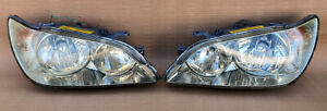 Toyota Lexus Altizza IS200 IS300 SXE10 HID HEADLIGHTS pair oem jdm used