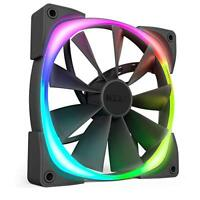 NZXT Aer RGB 2 HF-28140-B1 140mm LED Case Fan for HUE 2 Powered by CAM