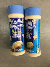 Pack of 2 Molly McButter Potato Popcorn Seasoning