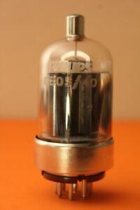 PHILIPS QE05/40 - 6146B 8298A - METAL BASE - SINGLE TUBE - USED - TESTED - 100%