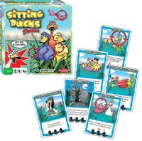 Sitting Ducks Deluxe Board Game New Cards Playroom Entertainment Brand New