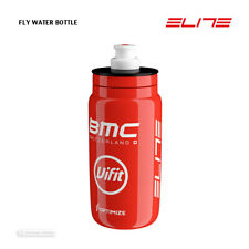 NEW Elite BMC VIFIT Team FLY Lightweight Water Bottle : RED 550ml