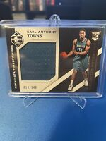 2015-2016 Karl Anthony Towns Rookie Limited Patch 14/149
