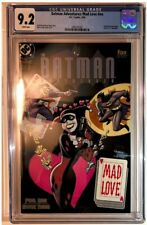 BATMAN ADVENTURES: MAD LOVE #NN 1st PRINT Origin Harley Quinn CGC Grade 9.2 (94)