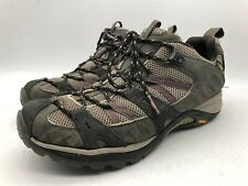 MERRELL Siren Sport Womens Walking Hiking Dark Grey Low Boots UK 5.5 / EU 38.5