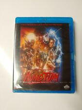 Kung Fury Blu-Ray Autographed Kickstarter Exclusive - Rare, New/Sealed, 2-Disc