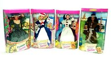 Barbie Pioneer, Colonial, Pilgrim & American Indian American Stories Collection