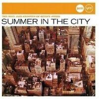 QUINCY JONES - SUMMER IN THE CITY (JAZZ CLUB)  CD NEW