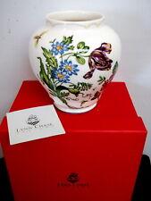 Lynn Chase Porcelain Vase 'JARDIN' - MIB