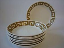 White Pottery Bowls 1980-Now Date Range